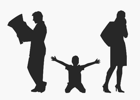 Czy warto ustalać  kontakty z dzieckiem w trakcie rozwodu?